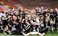 贝西克塔斯完美无瑕地获得了土耳其超级联赛冠军