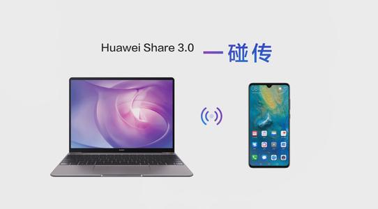 华为Mate40最新预热:HUAWEI Share无距传输