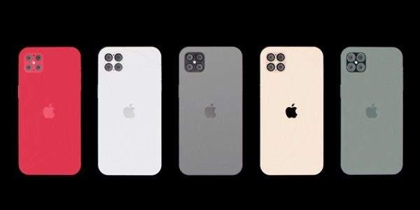 iPhone12pro最新消息:或将重回直角边框设计!