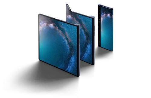 华为全新折叠屏手机专利曝光,全面屏+手写笔!