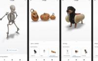 互联网新闻:谷歌将万圣节主题的礼物带入3D AR系列