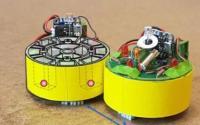 BOBbots是能够作为一组执行任务的微型机器人