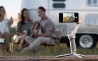 DJIOM4手机稳定器使用磁铁让拍摄流畅的视频更容易