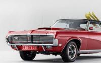 1969年水星詹姆斯邦德汽车即将拍卖