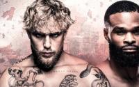 杰克保罗对阵泰伦伍德利战斗细节和奇怪的纹身