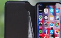 苹果 iPhone X 皮革保护套评测