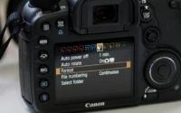 佳能 EOS 7D 相机评测