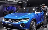 大众推出最小尺寸SUV XRV宾智抢占小型车市场