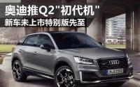 """新车未列入特别版 第一 奥迪推Q2""""第一代机"""""""