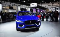 与新极光同平台的捷豹小型SUV或EPace