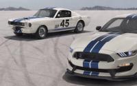 MustangShelbyGT350传统版套装复古做得恰到好处