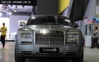 广州车展:劳斯莱斯发布幻影轿跑车