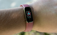 泄露的Fitbit'Morgan'追踪器可能是Charge5