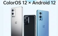 将获得基于安卓12的ColorOS12更新的Oppo和OnePlus手机列表
