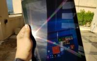 Eve V 平板电脑的屏幕尺寸评测