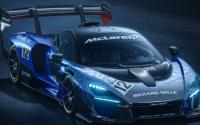 813马力迈凯轮塞纳GTR是赛道日的狂热梦想