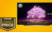黑色星期五早期最好的交易是LG的C1OLED电视以创纪录的低价出售