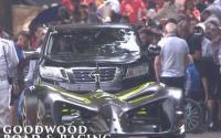 Roborace无人驾驶赛车挑战古德伍德