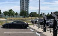 保时捷首个采用800V技术的快速充电公园
